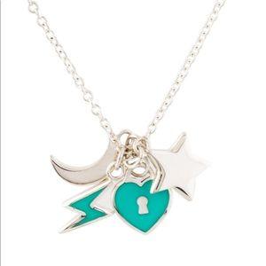 Tiffany & Co. Tiffany Blue Enamel Necklace